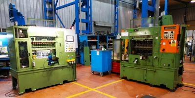 ¿Qué son las prensas mecánicas de levas? Prensas Platarg
