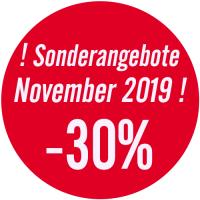 Sonderangebote November 2019