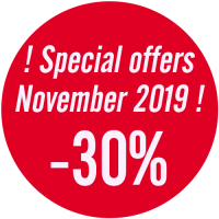 Special Offers November 2019